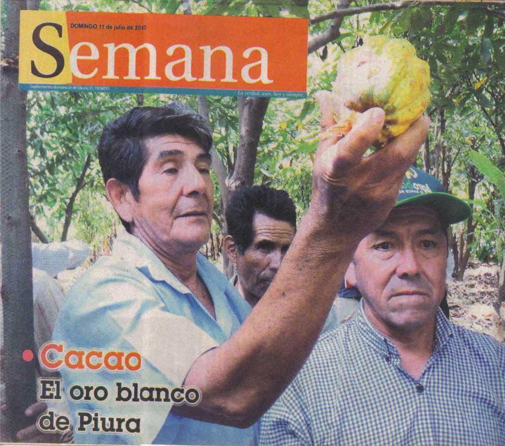 Cacao: El oro blanco de Piura
